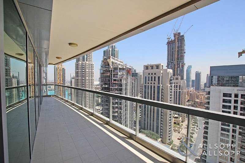 Large 1 Bed | Study | Close To Dubai Mall