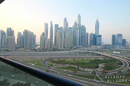 1 Bedroom Flat for Rent in Jumeirah Lake Towers (JLT), Dubai - 1 Bed | Marina View | Furnished | 976 SqFt