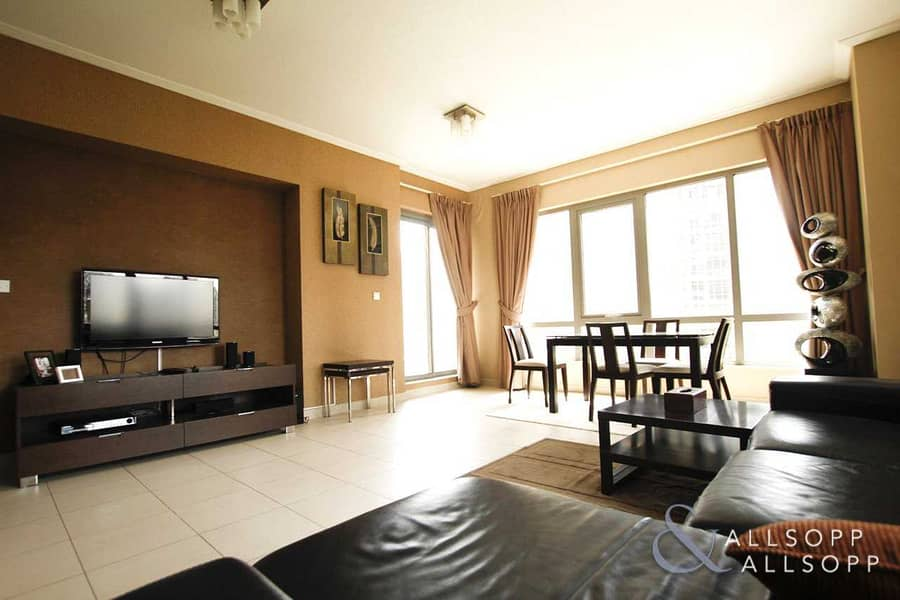 Fully Furnished   Garden/Pool View   1 Bed