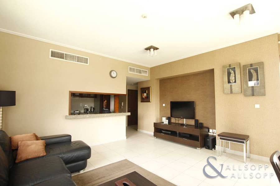 2 Fully Furnished   Garden/Pool View   1 Bed