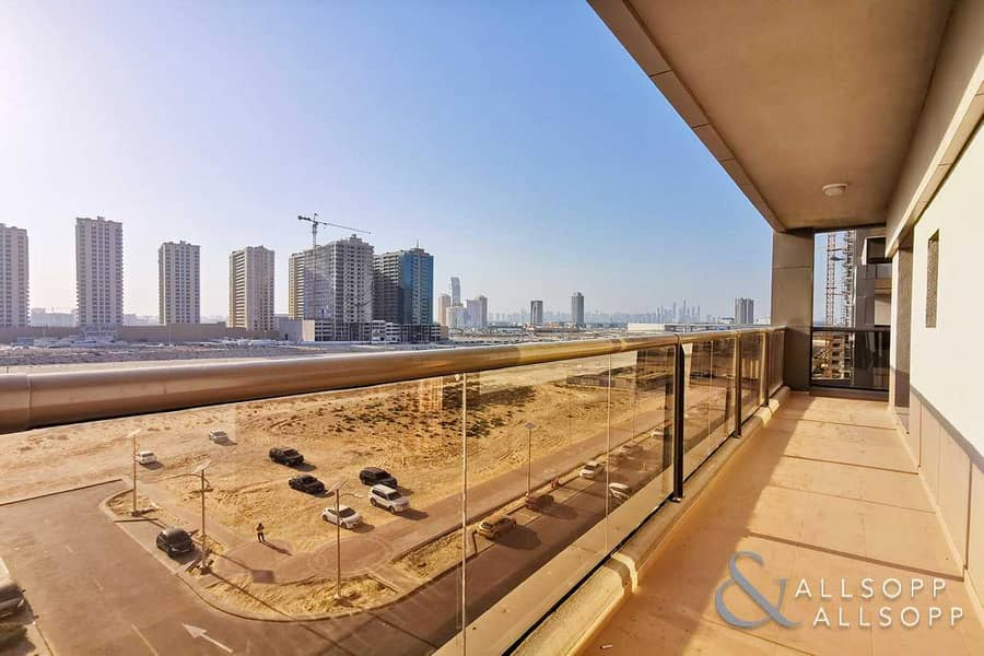 Two Bedrooms | Large Balcony | Tenanted