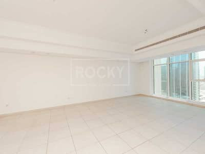 2 Bedroom Apartment for Rent in Jumeirah Lake Towers (JLT), Dubai - Spacious   High Floor   2-Bed   Lake View
