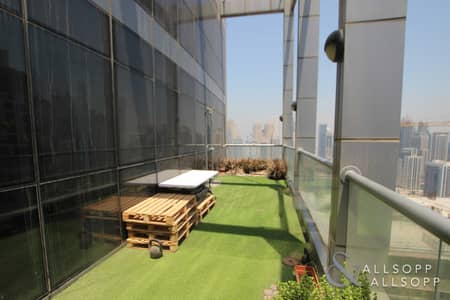 2 Bedroom Apartment for Sale in Jumeirah Lake Towers (JLT), Dubai - Exclusive | Lake Views | Private Terrace