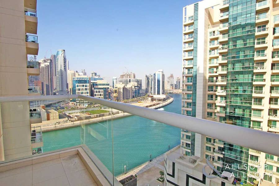 2 One Bedroom | Canal View | Good Investment