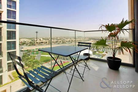 1 Bedroom Apartment for Sale in DAMAC Hills (Akoya by DAMAC), Dubai - Exclusive | One Bed | Pool and Golf View