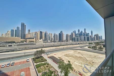1 Bedroom Apartment for Rent in Jumeirah Lake Towers (JLT), Dubai - One Bedroom | Unfurnished | Marina View