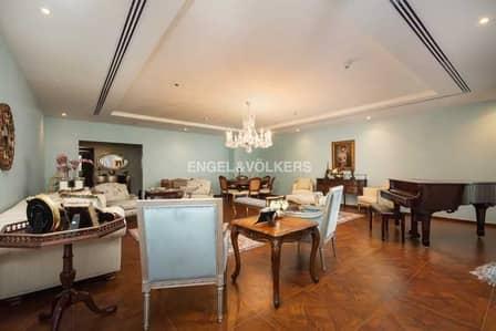 شقة 3 غرف نوم للبيع في دبي مارينا، دبي - Upgraded| Sea and Marina Views |Well Priced