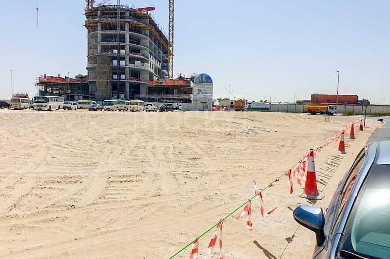 2 G+34   4 Star Hotel Plot   Good ROI   Dubai Science Park