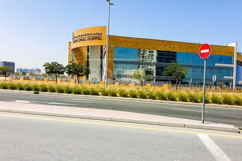 11 G+34   4 Star Hotel Plot   Good ROI   Dubai Science Park