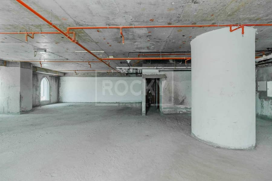 Priced to Sell | Full Floor | Shell and Core | DMCC