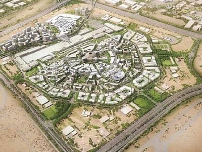 ارض سكنية  للبيع في مجمع دبي للعلوم، دبي - G+19   Residential Plot   Up to 4 Years Payment Plan
