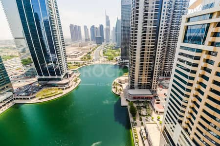 Office for Sale in Jumeirah Lake Towers (JLT), Dubai - Spacious Fitted|Open Layout|Close to Metro|DMCC