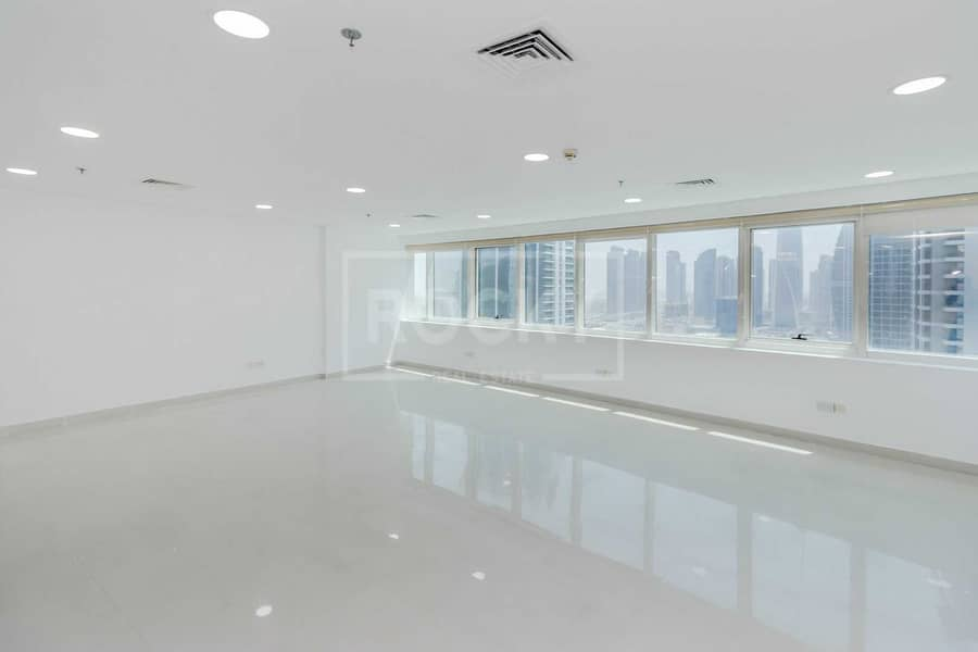 2 Spacious Fitted Open Layout Close to Metro DMCC
