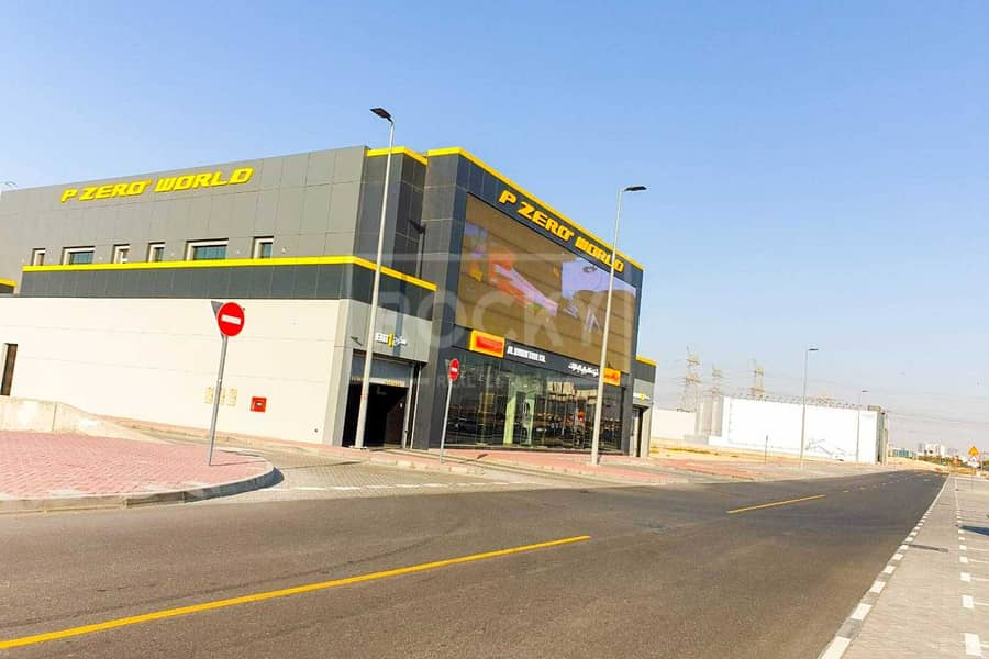 2 Commercial Retail Plot | G+M | Prime Location