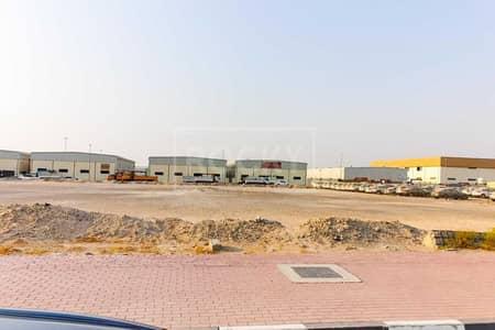 Plot for Sale in Jebel Ali, Dubai - Commercial Retail Plot   G+2   Best Price   Prime Location