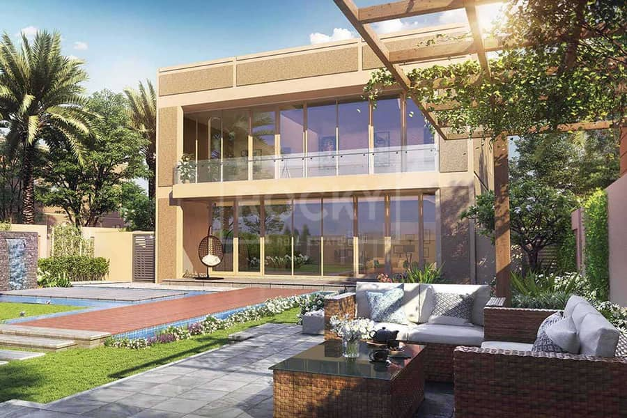 10 Independent | 6-Bed plus Maids | Falcon City