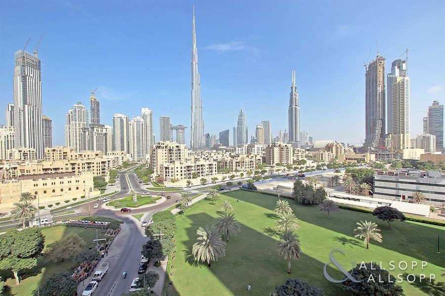 2 Full Burj Khalifa View | 2 Bed | Vacant