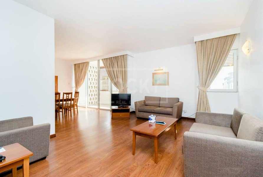 2 1 Month Free | Fully Furnished | 2-Bed