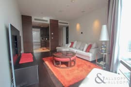 Furnished | 1 Bed + Study | 1 Lift Access