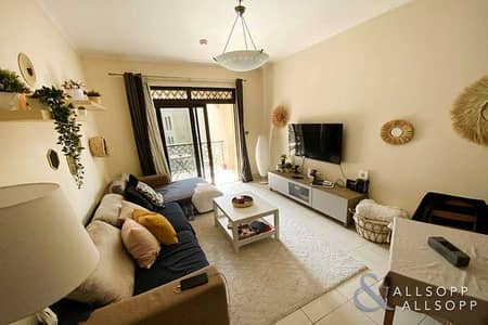 1 Bedroom Flat for Sale in Old Town, Dubai - One Bedroom | Yansoon | Community View