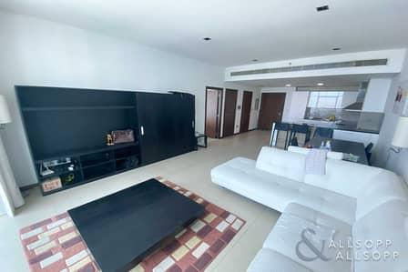 فلیٹ 1 غرفة نوم للبيع في مركز دبي المالي العالمي، دبي - 1 Bed Apartment   Sea View   High Floor