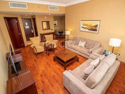 شقة فندقية 1 غرفة نوم للايجار في برشا هايتس (تيكوم)، دبي - 5 Star living | No Commission | Fully Furnished | 1-Bed