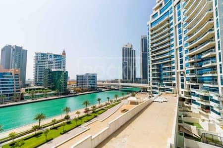 2 Bedroom Apartment for Rent in Dubai Marina, Dubai - Cornered Building   2-Bed   Marina View