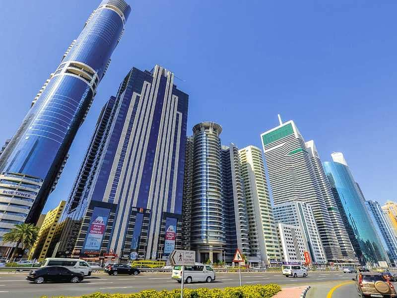 10 Spacious Office Shell and Core Latifa Tower