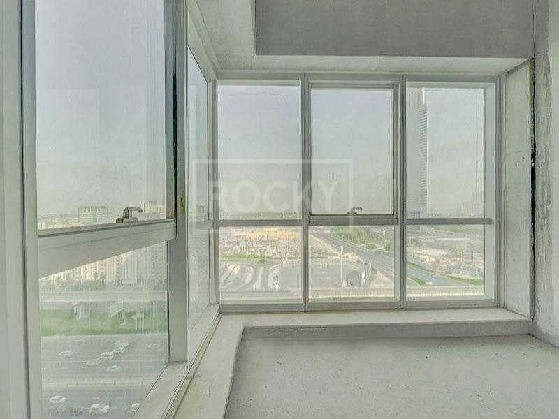 Shell and Core | Office | Partial Sea View | Latifa Tower