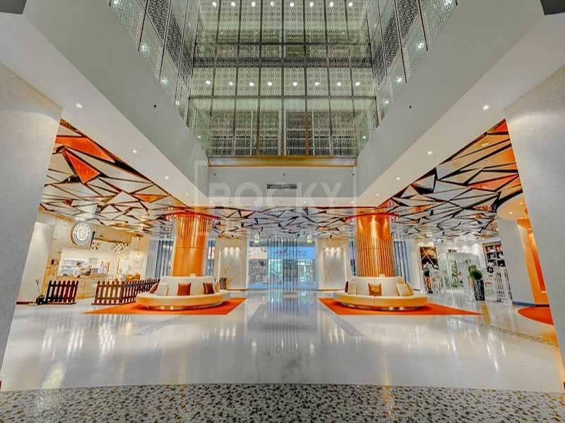 15 Shell and Core | Office | Partial Sea View | Latifa Tower