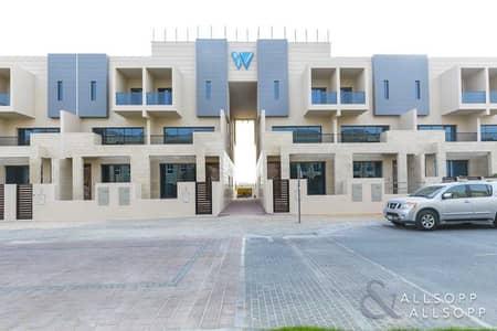 تاون هاوس 4 غرف نوم للبيع في قرية جميرا الدائرية، دبي - Four Bedrooms | Rooftop Pool | Tenanted