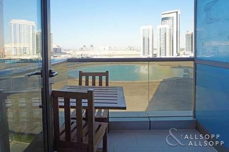 Studio for Sale in Dubai Sports City, Dubai - Studio   Tenanted   Canal Facing