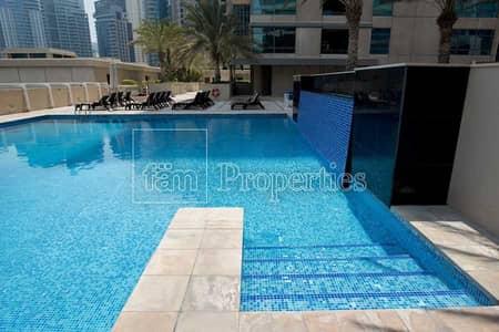 فلیٹ 1 غرفة نوم للبيع في دبي مارينا، دبي - Bright| Upgraded unit| Investment deal
