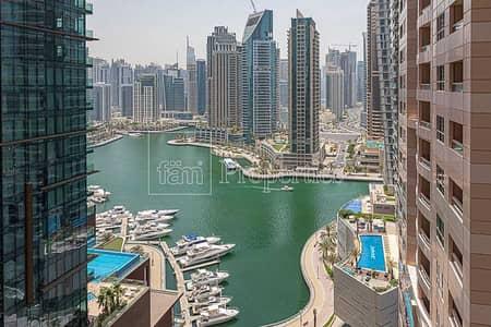 3 Bedroom Apartment for Rent in Dubai Marina, Dubai - Spacious Bright & Great Panoramic View