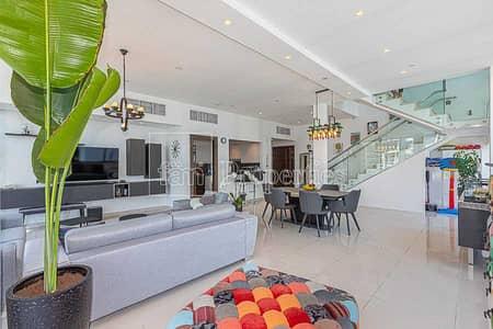 3 Bedroom Flat for Sale in Dubai Marina, Dubai - 3 BHK DUPLEX - FULL MARINA VIEW - UPGRADED