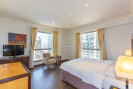 3 Bedroom Flat for Rent in Jumeirah Beach Residence (JBR), Dubai - Vacant   Palm & Marina View   Furnished
