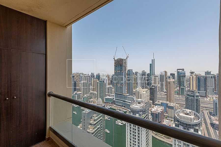2 JBR Apt with Amazing Marina View | High floor