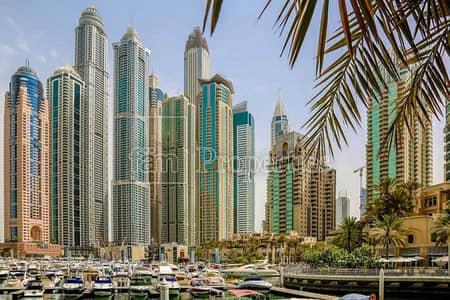 شقة 3 غرف نوم للايجار في دبي مارينا، دبي - Spacious apt/ great layout/ Quality building