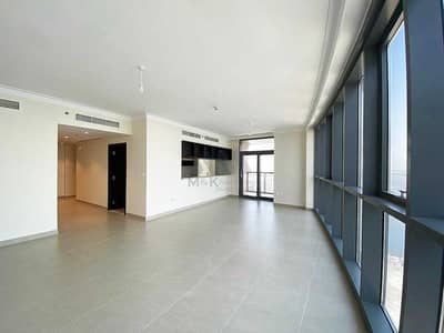 3 Bedroom Apartment for Rent in The Lagoons, Dubai - High Floor | Full Downtown & Skyline View | Chiller Free