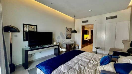 Studio for Rent in Business Bay, Dubai - 5K Per Month All Inclusive | Fully Furnished