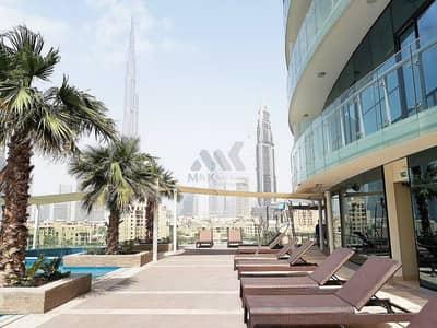 شقة 2 غرفة نوم للبيع في وسط مدينة دبي، دبي - شقة في داماك ميزون ذا ديستينكشن وسط مدينة دبي 2 غرف 1750000 درهم - 5200202