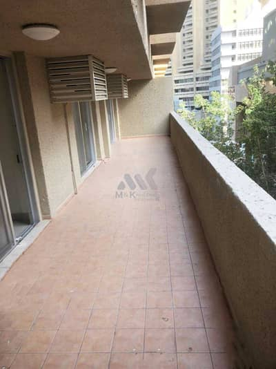3 Bedroom Flat for Rent in Deira, Dubai - 12 Cheques | 1 Week Free | Behind Twins Tower