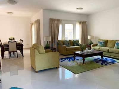 3 Bedroom Villa for Rent in Al Sufouh, Dubai - 3 BR Plus Maids   Roof top terrace   Pet friendly