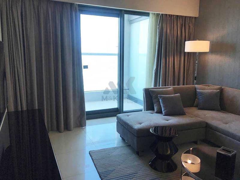 شقة فندقية في أبراج داماك من باراماونت للفنادق والمنتجعات الخليج التجاري 1 غرف 1150000 درهم - 5202782