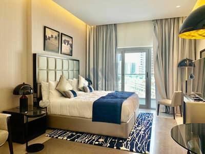Studio for Rent in Business Bay, Dubai - Kitchen