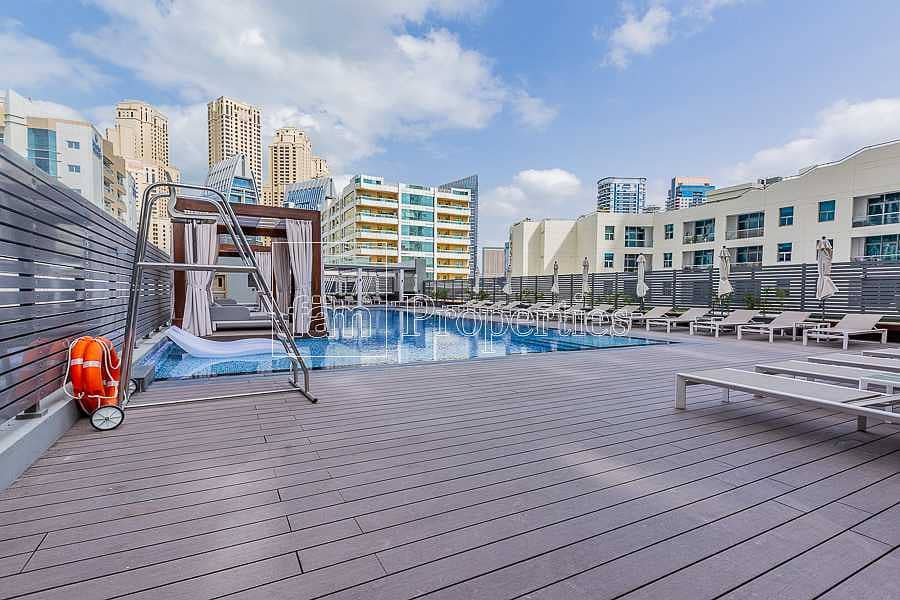 2 High Floor 2 BR with stunning view