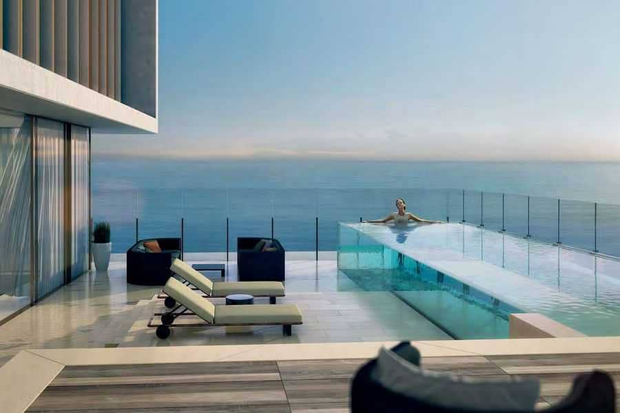 Spectacular 5 Bed Penthouse | Dual View |