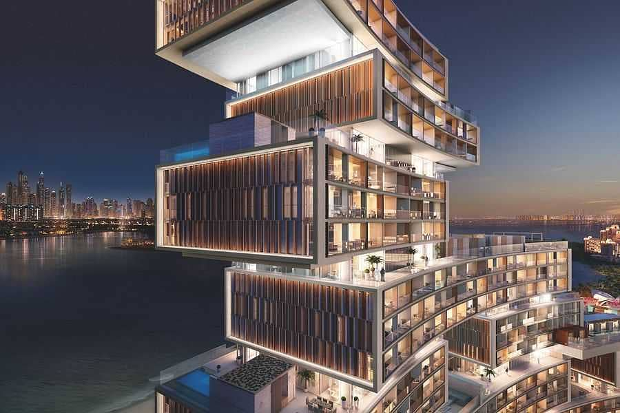 13 Spectacular 5 Bed Penthouse | Dual View |