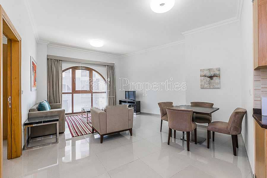 2 Fully furnished studio near Miracle Garden