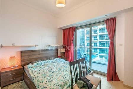 شقة 1 غرفة نوم للبيع في دبي مارينا، دبي - Best community - Low floor - Close to Beach